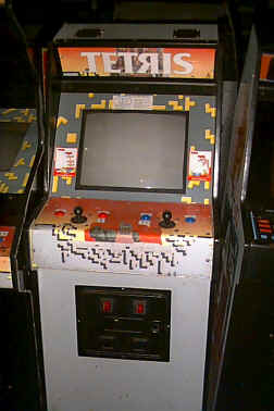 tetris machine
