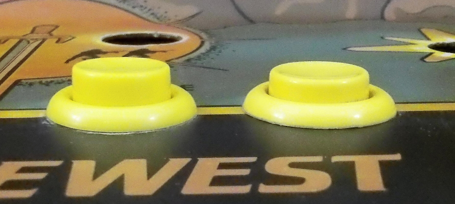 Are Your New Short Leaf Switch Buttons Too Tall? Quick Easy